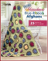 More Herrschners Blue Ribbon Afghans