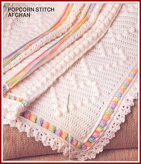 Treasured Heirlooms Crochet catalog of afghan pattern ...