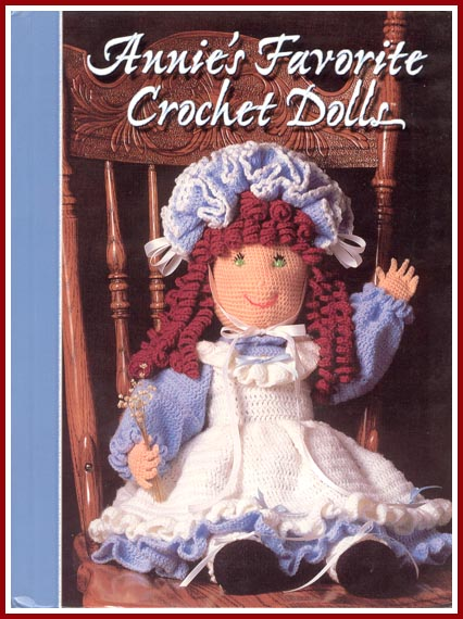 Treasured Heirlooms Crochet Catalog Of Doll And Doll