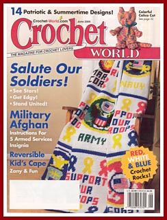 Free Crochet Patterns - Afghans and Throws