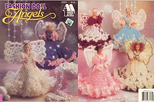 Annie's Attic Fashion Doll Angels