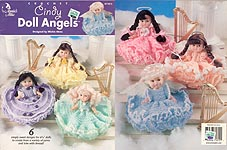 Annie's Attic Cindy Doll Angels