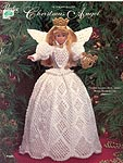 Paradise Publications Victorian Crochet Christmas Angel