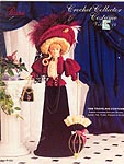 Paradise Publications Crochet Collector Costume Volume 14: 1896 Traveling Constume