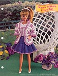 Annie's Fashion Doll Crochet Club: Granny Square Ensemble