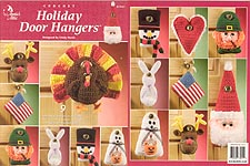 Annie's Attic Holiday Door Hangers
