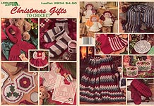 Leisure Arts Christmas Gifts to Crochet