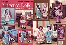 Leisure Arts Miniature Dolls