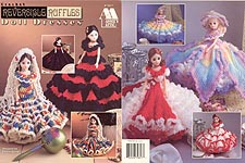 Treasured Heirlooms Crochet Vintage Pattern Shop, dolls, page 5