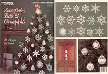 Leisure Arts Snowflakes, Bells, & Ornaments