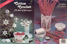 Cotton Crochet: The Look of Yesteryear