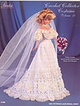Paradise Publications 1903 Victorian Lace Bridal Gown