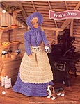 Annie's Fashion Doll Crochet Club: Prairie Dress