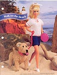 Annie's Fashion Doll Crochet Club: Walk on the Beach