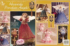 Annie's Attic Heavenly Porcelain Angels