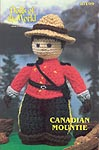 Annie's Attic Dolls of the World, Canadian Mountie
