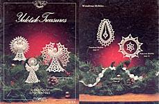 Crochet Wreath Pattern for Christmas - Free Crochet Pattern