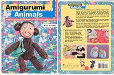 Amigurumi Animals Annie Obaachan : Treasured Heirlooms Crochet Vintage Pattern Shop, stuffed ...