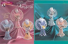 Annie Potter Presents Crochet Pastel Angels