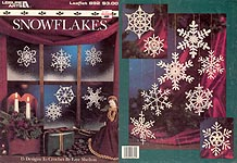 Leisure Arts Snowflakes