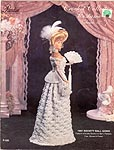 Paradise Publications Crochet Collector Costume Volume 7: 1901 Society Ball Gown