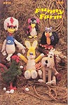 Annie's Attic Funny Farm stuffed animal patterns