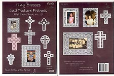 Tiny Crosses and Picture Frames (Filet Chart Book No. 17)