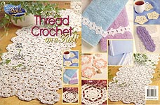 Annie's Attic How to Thread Crochet on a Roll