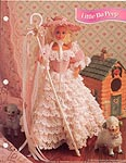 Annie's Fashion Doll Crochet Club: Little Bo Peep