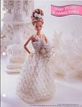 Annie's Fashion Doll Crochet Club: White Pearls Wedding Gown