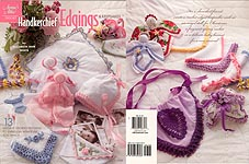 Annie's Attic Handkerchief Edgings And Keepsakes