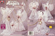 Suzanne McNeill Original Designs Crochet Angels