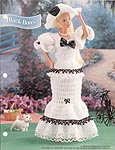 Annie's Fashion Doll Crochet Club: Black Bows