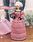 Annie's Fashion Doll Crochet Club: Victorian Gown