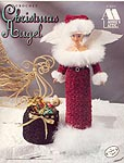 Annie's Attic Fashion Doll Christmas Angel