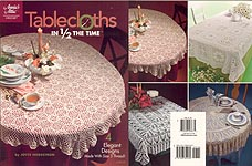 Annie's Attic Tablecloths in 1/2 the Time