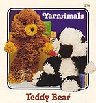 Annie's Attic Yarn-imals Teddy Bear