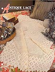 Annie's Crochet Quilt & Afghan Club, Antique Lace
