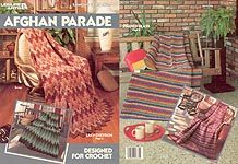 Leisure Arts Afghan Parade