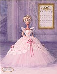 Annie Potter Presents the 1997 Master Crochet Series: The Royal Ballgowns -- Miss February