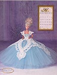 Annie Potter Presents the 1997 Master Crochet Series: The Royal Ballgowns -- Miss March