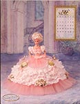 Annie Potter Presents the 1997 Master Crochet Series: The Royal Ballgowns -- Miss May