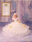 Annie Potter Presents the 1997 Master Crochet Series: The Royal Ballgowns -- Miss June