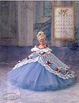 Annie Potter Presents the 1997 Master Crochet Series: The Royal Ballgowns -- Miss July