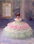 Annie Potter Presents the 1997 Master Crochet Series: The Royal Ballgowns -- Miss August