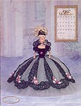 Annie Potter Presents the 1997 Master Crochet Series: The Royal Ballgowns -- Miss September