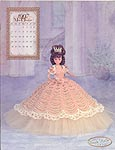 Annie Potter Presents the 1997 Master Crochet Series: The Royal Ballgowns -- Miss October