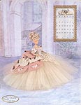 Annie Potter Presents the 1997 Master Crochet Series: The Royal Ballgowns -- Miss November
