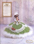 Annie Potter Presents the 1997 Master Crochet Series: The Royal Ballgowns -- Miss December
