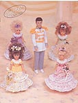 Annie Potter Presents the 1998 Master Crochet Series: The Royal Wedding -- Prince and Flower Girls